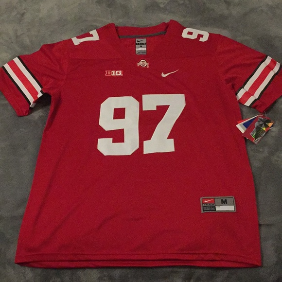 the best attitude 783d2 1496d NWT Nike Ohio state jersey, Size Medium, Bosa #97 NWT